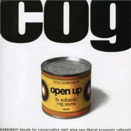 COG / OPEN UP / EP
