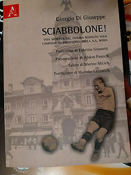 ROMA CLUB QUIRNALE Sciabbolone!