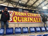facce da stadio|Roma Club Quirinale