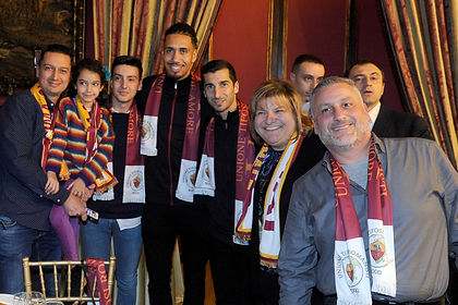 cena di natale UTR|Roma club Quirinale
