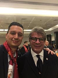 Serat conviviale UTR Roma club Quirinale