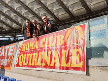 roma club quirinale FACCE DA STADIO
