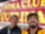 Facce da stadio Roma Club Quirinale