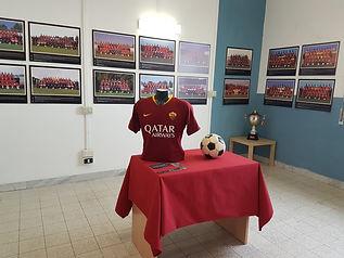 ROMA CLUB QUIRINALE /IN VIAGGO CON LA STORIA DEL CALCIO