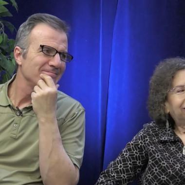 Haim Mizrahi & Mindy Kronenberg