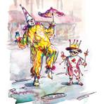 Clown & King