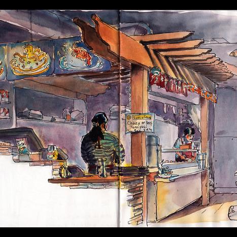 Sushi Parlor