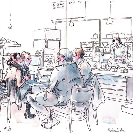 Bakery Plot