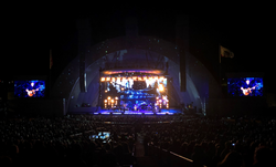 James Taylor at the Hollywood Bowl