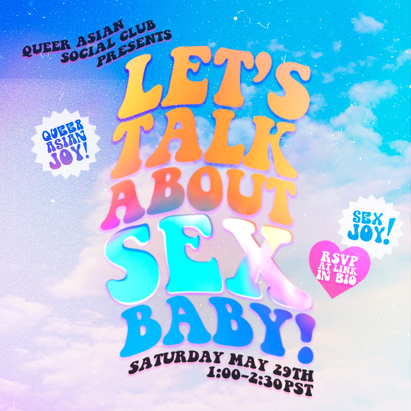 LET'S TALK ABOUT SEX BABY! PANEL