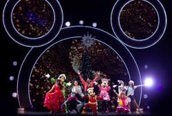 Disney Junior Holiday Party Tour