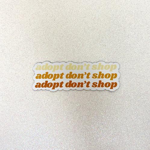 Adopt Magnet