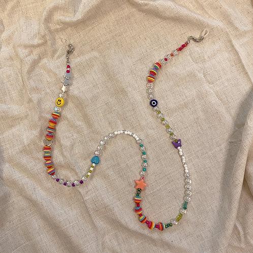 Lizzie Mask/Glasses Chain
