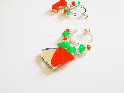 KHARM DESIGN - Gio-sotici Earrings