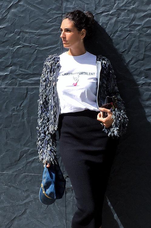 T-Shirt #ALWAYSUPPORTALENT