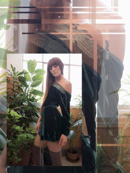 """DRESS - ALL SAINTS FW by Bruna Ruggiano """"Pezzounico"""""""