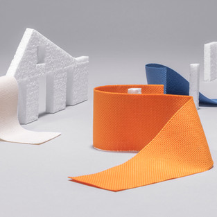 SCALED TEXTILES IN 8 COLOURS