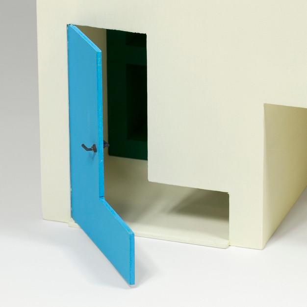 MODEL FOR LETTER HOUSE