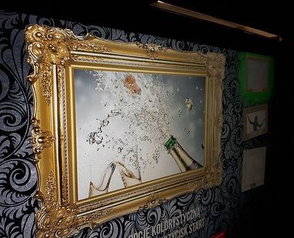 fotobudka hotel sylwete lublin zabawa atrkcja bal sylwestr