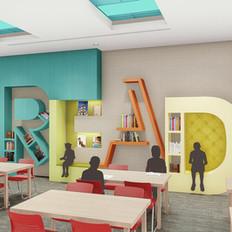 Ida Freeman Elementary Safe Room