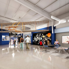 Stafford Air and Space Museum
