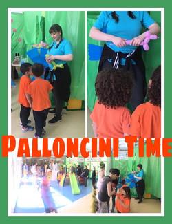Sculture di Palloncini