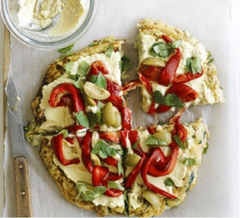 courgette tortilla