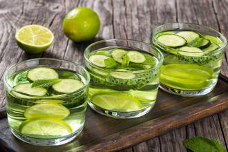 Detox Drinks For Cleansing & Weight Loss