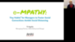 e-MPATHY- Tiny Habits for Managers to Fo