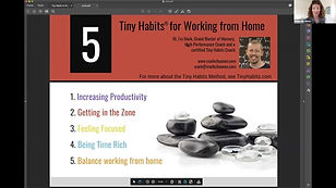 Tiny Habits for Working at Home_Mark Cha