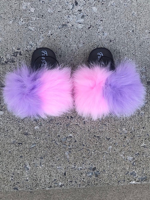 Fur Paradise Kids Slipper