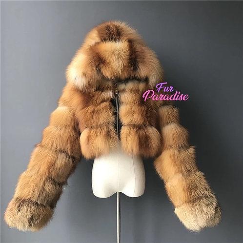 Extra Hollywood Fur Coat