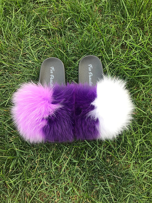 Pick A Side Slippers