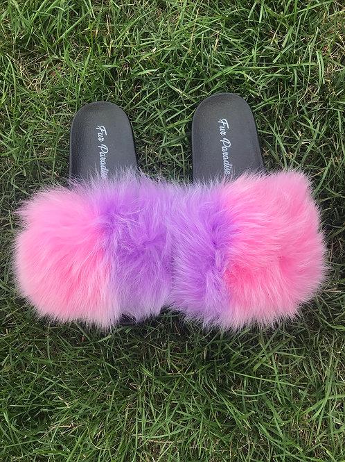 Fur Paradise Slipper