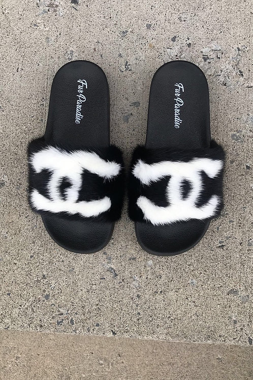 Glowed Up Slipper