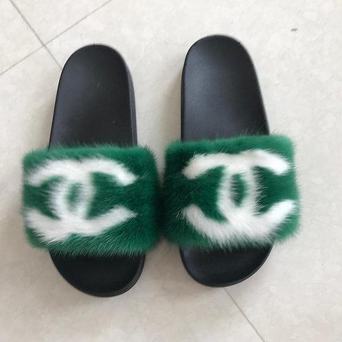 Money Addict Slippers