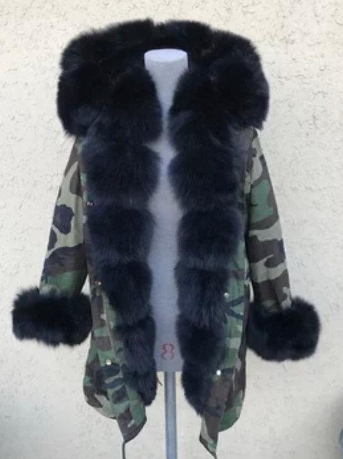 Army Parka Coat