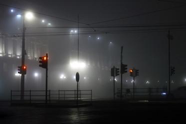 Fog, Turin