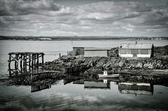 South Gare reflections