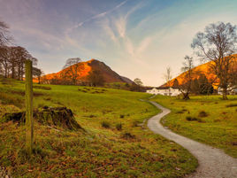 The path towards Easedale