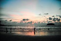 Sunset on Kata Beach