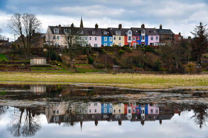 Reflections of Alnmouth