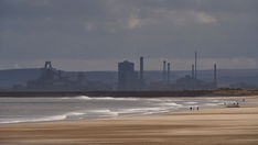 The old steel works