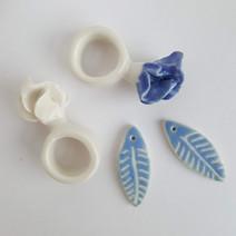 porcelain rings