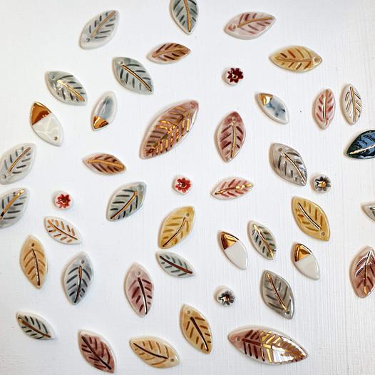 Erificio Ceramic jewellery inspired by nature