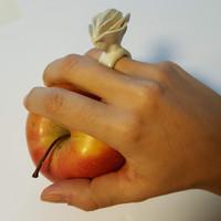 design porcelain ring