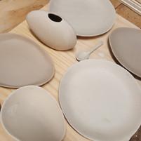 ceramic vase, pottery