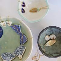 ceramic jewellery holder