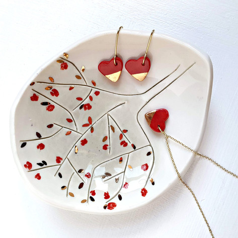 Love earrings Erificio