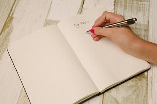 Week 1 Designing your plan forwriting